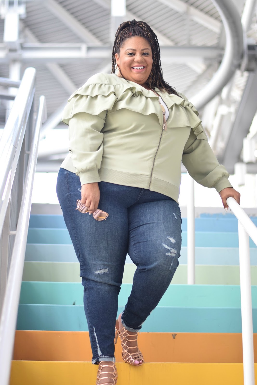 29ce16c940 This post is not an ad or sponsorship by Lane Bryant. All opinions and  reviews are my own. I just truly believe in standing with a brand and  collection that ...