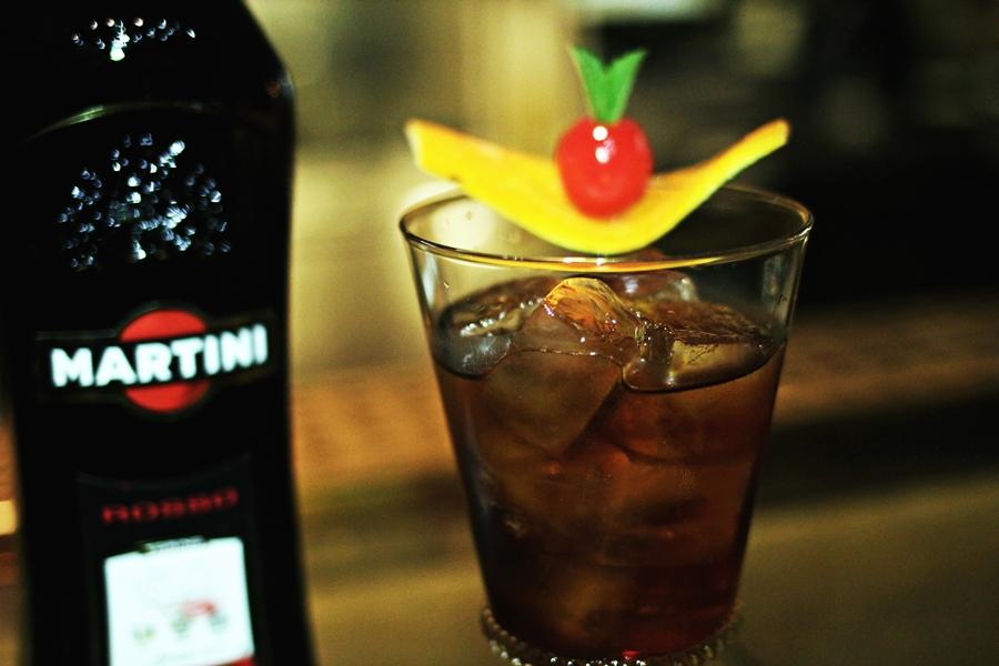 martini rosso drink prague mandarin orientall hotel