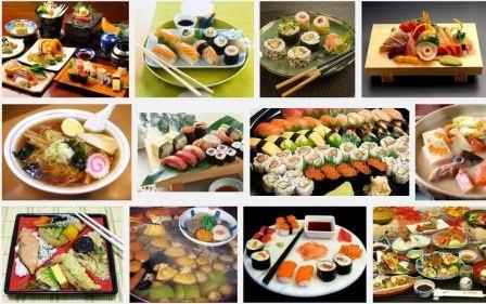 Kumpulan Resep Masakan Khas Jepang dan Cara Membuatnya