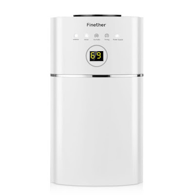 déshumidificateur d'air Finether 1.1 L