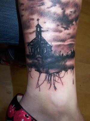 Gayle King Tattoo : gayle, tattoo, Sfesfefefeeg:, Gayle, Tattooed, Flirt