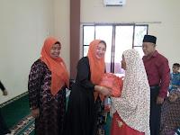 ISWARA Kota Bima Salurkan 230 Paket Sembako ke Warga yang Tidak Mampu