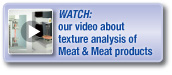 Watch our video about testing of meat and meat products
