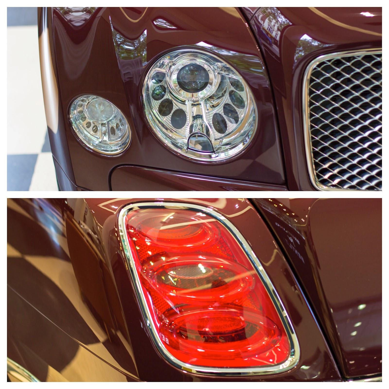 Bentley Mulsanne from Jack Barclay London