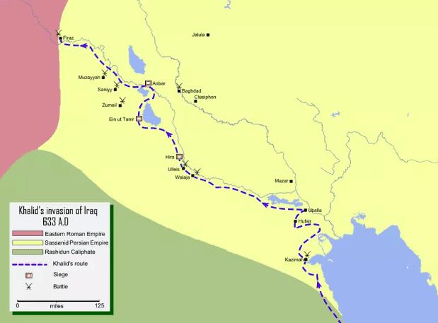 Invasi ke Imperium Persia