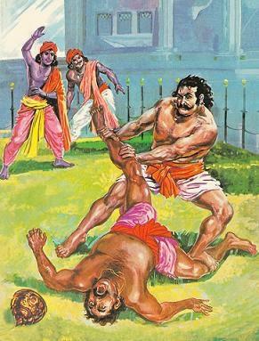 Chapter 61: Can Jarasandha be killed?
