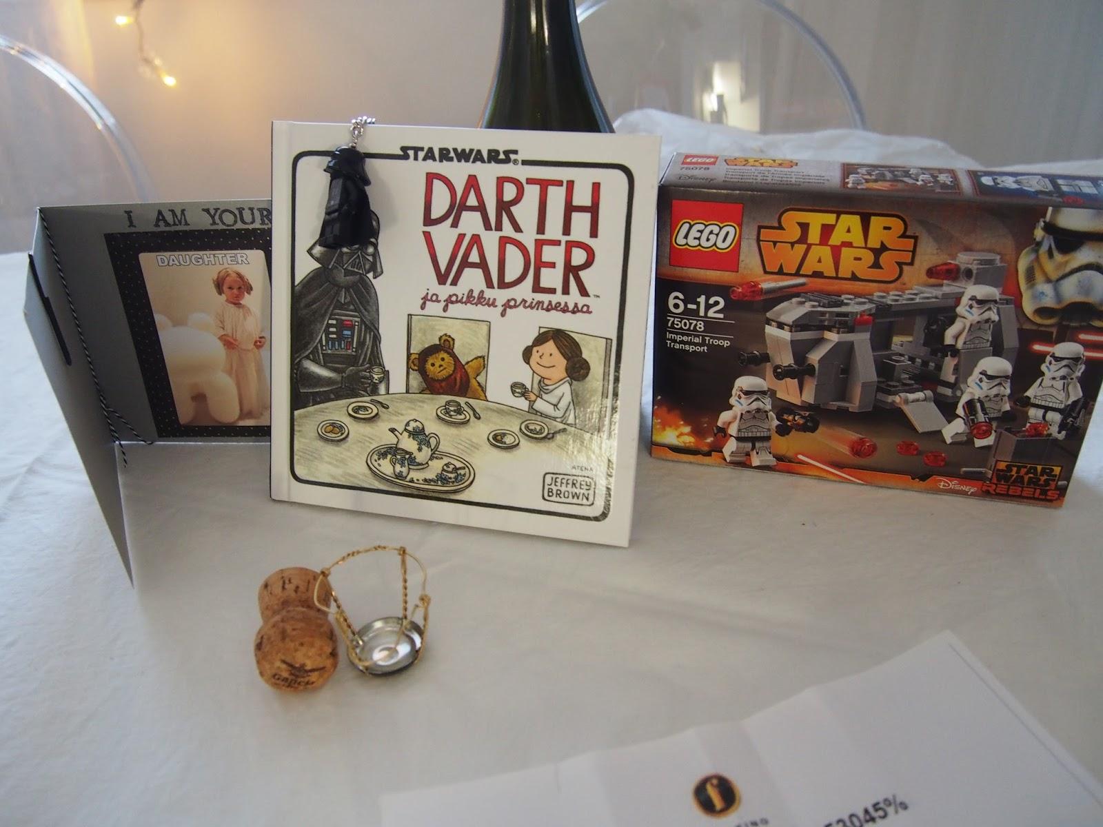 Star Wars isänpäivä