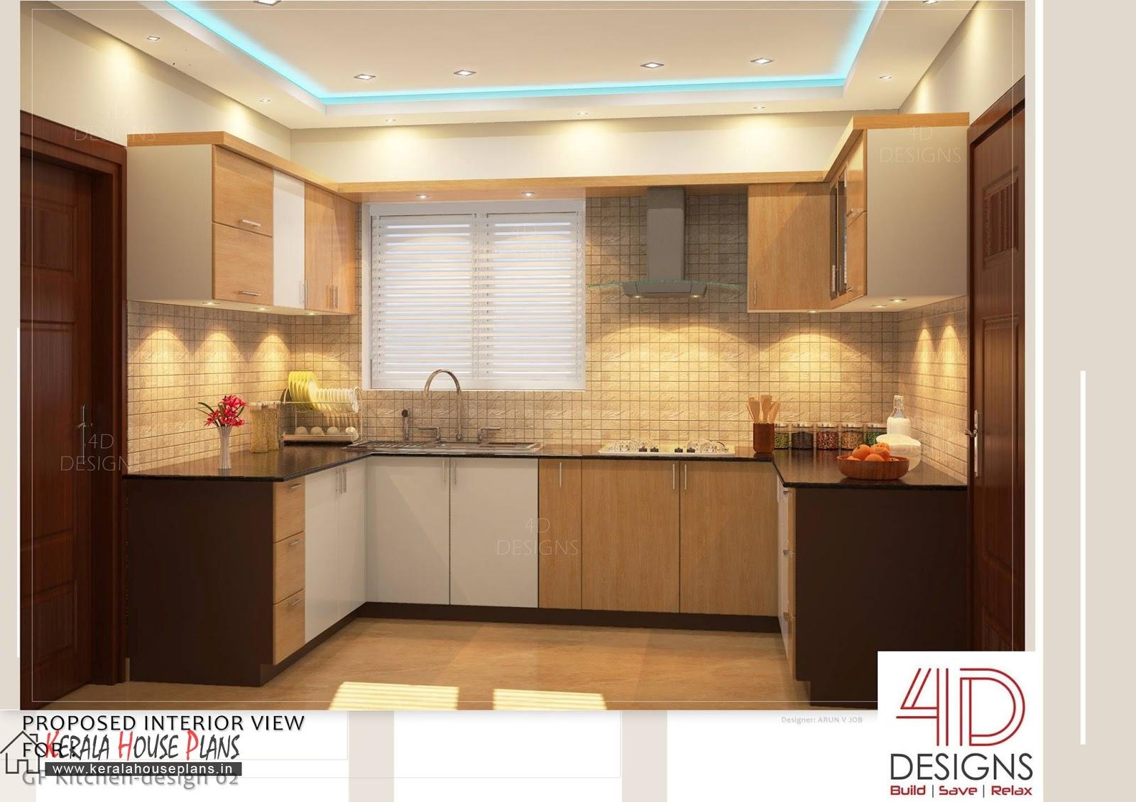 Budget Home Design with Interior Photos | Kerala House ...