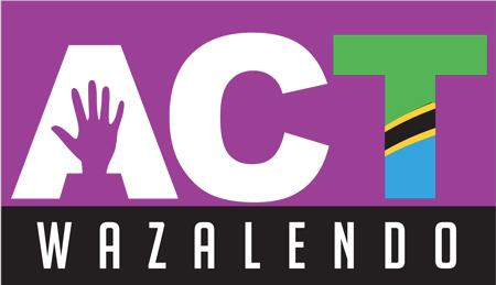 Image result for Picha za bendera za ACT Wazalendo