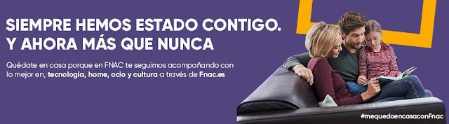 Top 10 ofertas promoción Desde Casa de Fnac.es
