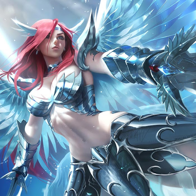 Ezra Heaven's Wheel Armor Wallpaper Engine
