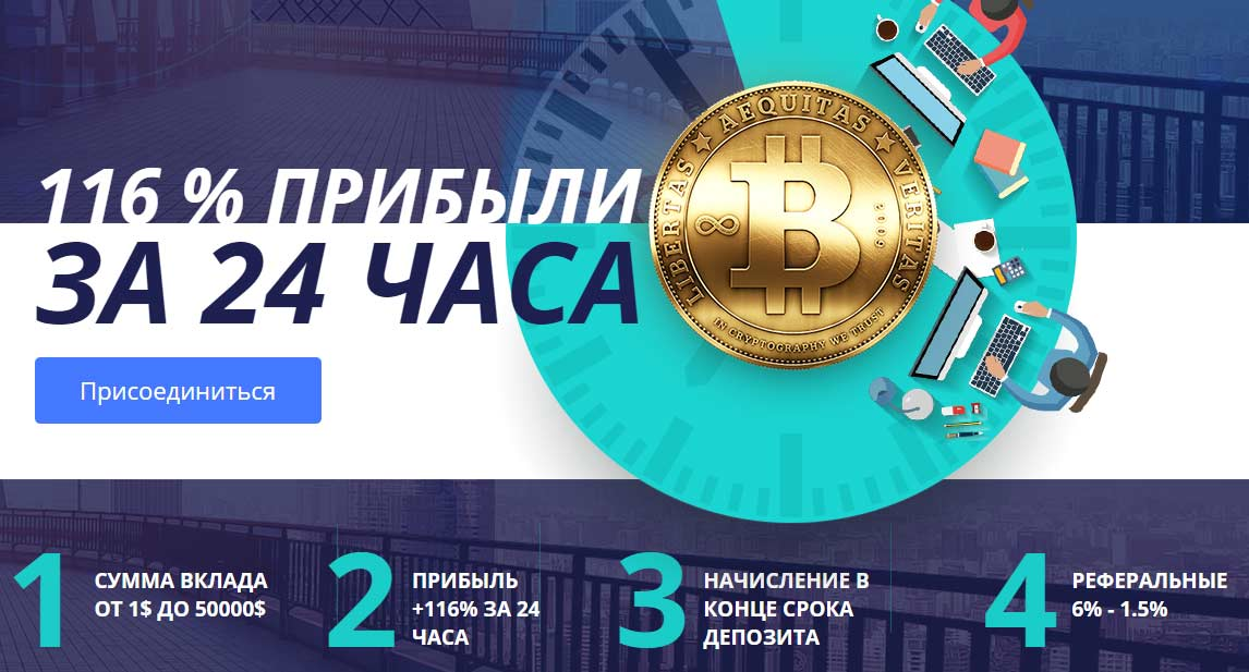 Инвестиционный план Bitix Group