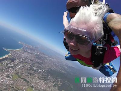 [澳洲/雪梨-臥龍崗] skydiving 跳傘預定及活動過程全攻略