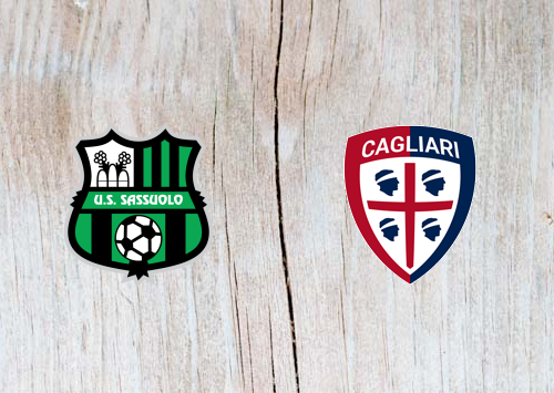 Sassuolo vs Cagliari - Highlights 26 January 2019