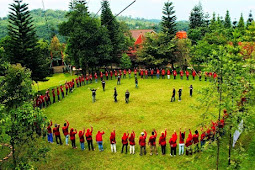 OUTBOUND FAMILY GATHERING DI ISTANA BUNGA