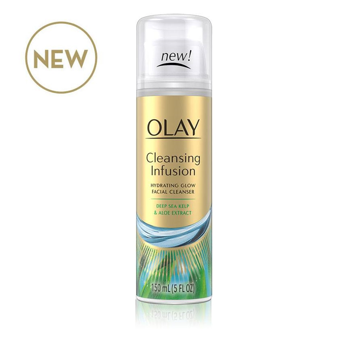 Review olay cleansing infusion hydrating glow facial cleanser olay there is a new cleanser in town and it is a good one this foaming mousse cleanser leaves face cleaner than ever before with its unique way of drawing out malvernweather Image collections