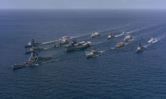 أسطول البحرية الأميركية ثاني أكبر القوات الجوية في العالم