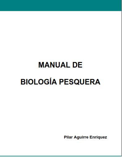 manual de biologia pesquera