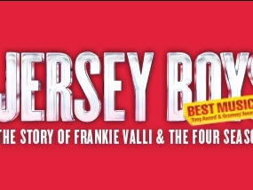 Coming to Detroit: Jersey Boys
