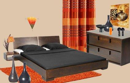 chambre style boheme id es d co pour maison moderne. Black Bedroom Furniture Sets. Home Design Ideas