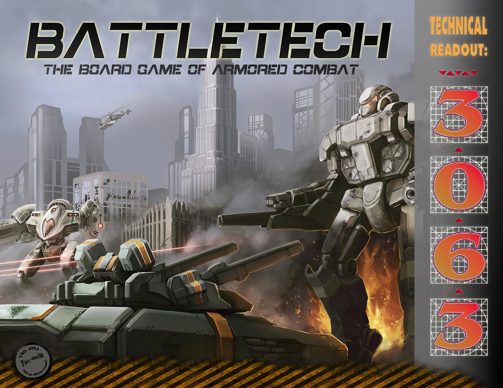 The Battletech Reader: 2012