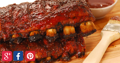 Sweet & Sticky BBQ Ribs Best Recipe