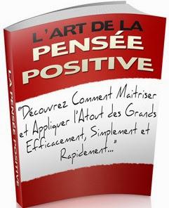la pensée positive pour surmonter la dépression, guérir la dépression, puissance de la pensée positive