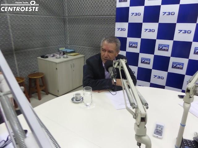 Roberto Lopes confirma pré-candidatura à prefeitura de Senador Canedo