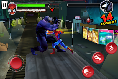 spiderman total mayhem apk