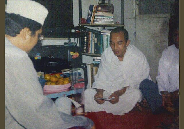 Murid lia eden dengan tuangku syaikh muhammad ali hanafiah
