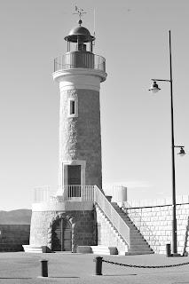 Le phare de Saint-Tropez