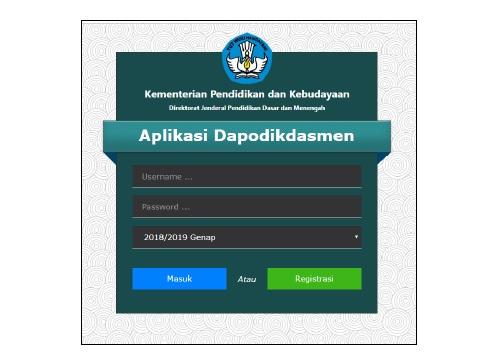 Cara membatalkan Registrasi Peserta asuh keluar Di Aplikasi Dapodik  SD:  Cara membatalkan Registrasi Peserta asuh keluar Di Aplikasi Dapodik 2019.c