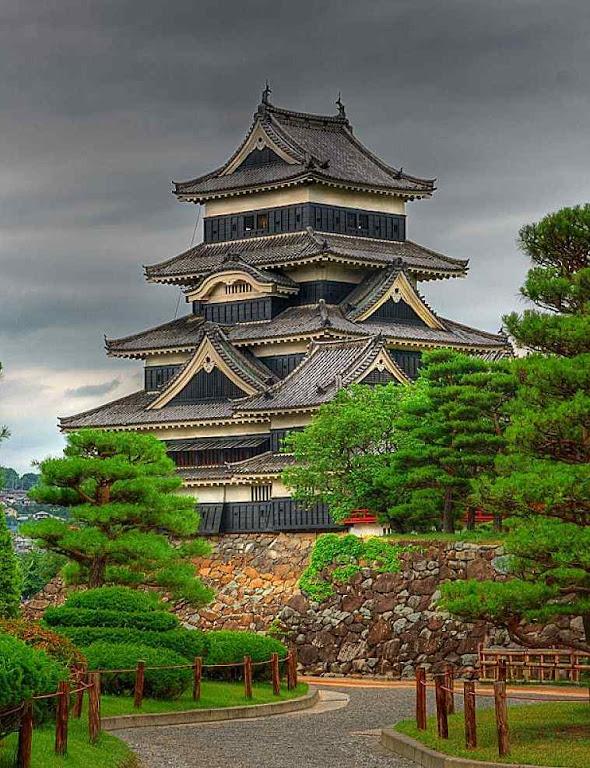 Castelo Matsumoto, Japão