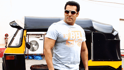 Salman Khan Amazing Body Image