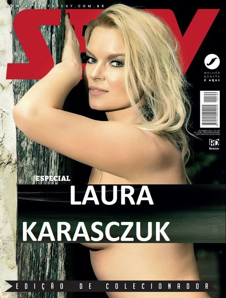Download Sexy: Laura Karasczuk Setembro 2017