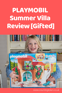PLAYMOBIL Summer Villa Play Set Review