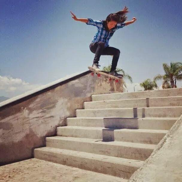 Skate Love Historia Resumida De Skate