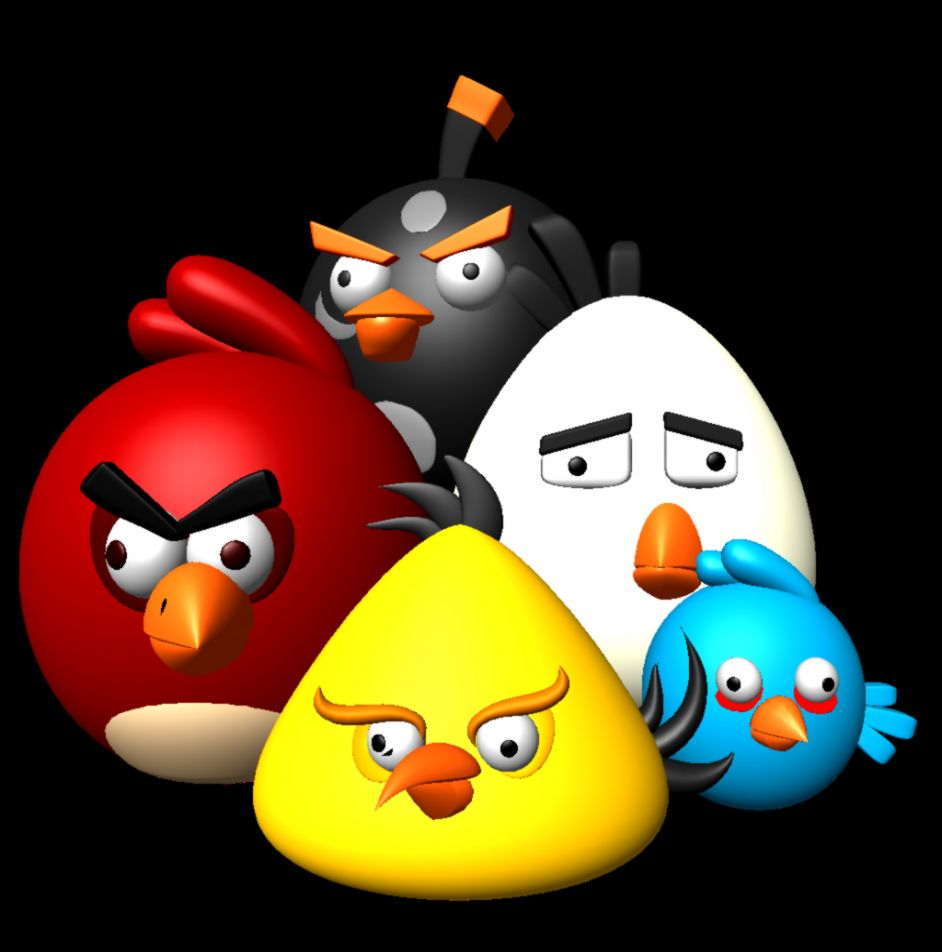 Angry Birds Hd Stills Wallpapers | Find Wallpapers