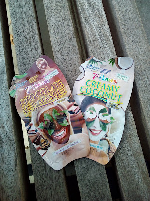 7th Heaven Masks Cocos and Chocolate