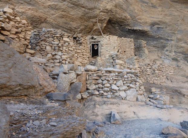 Il villaggio abbandonato di As Sab