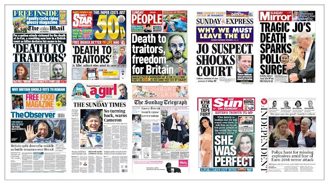 front pages 19-06-16