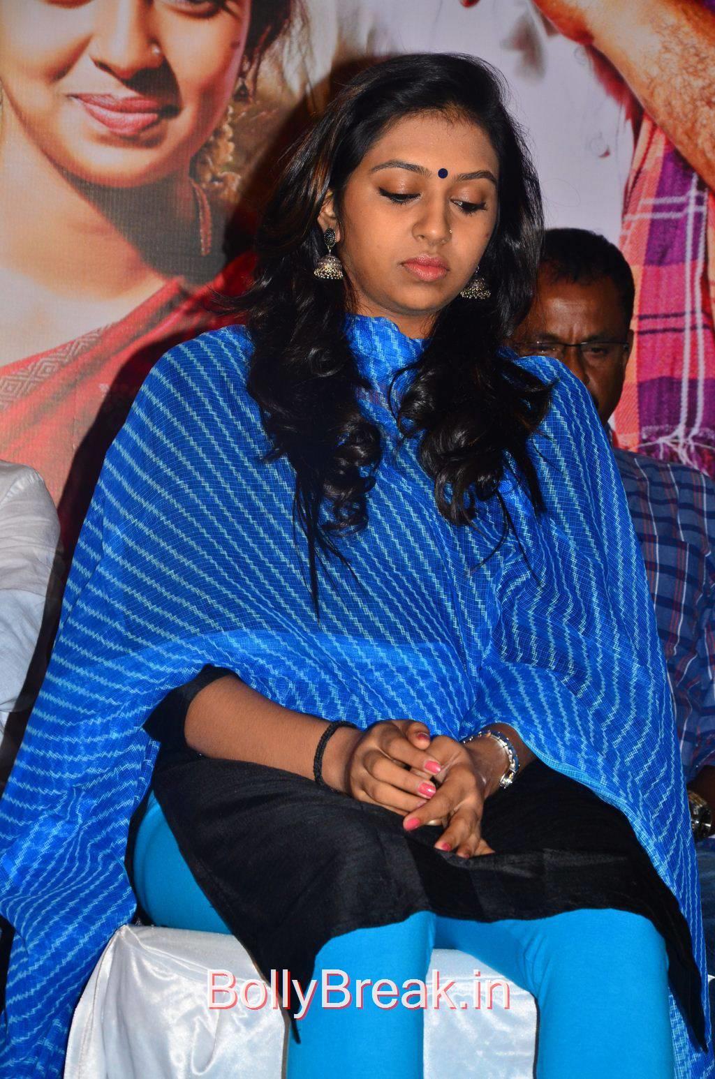 Lakshmi Menon Photoshoot Stills, Lakshmi Menon Hot HD Images from Komban Movie Sucess Meet