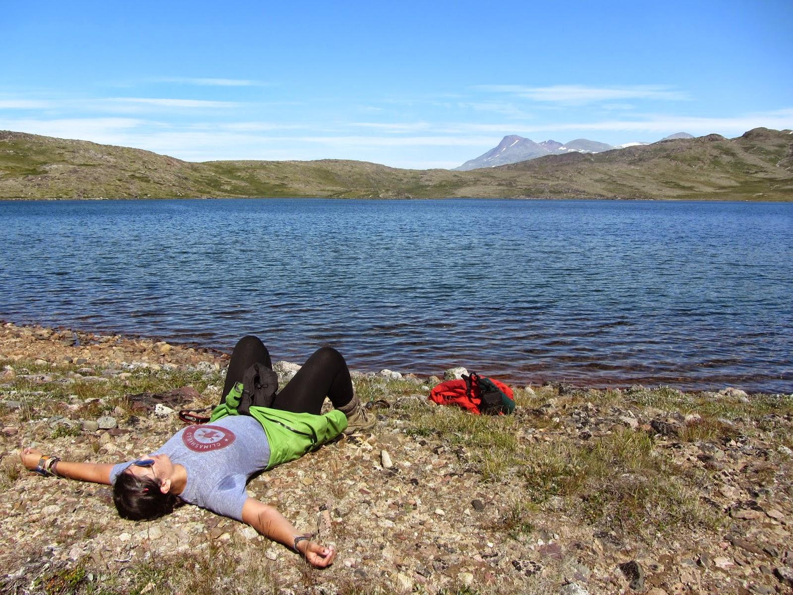 TREKKING NA GRONELÂNDIA - 1º dia de trek: Narsarsuaq – Itilleq – Igaliku