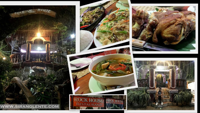 Rock House Restaurant in Tanay