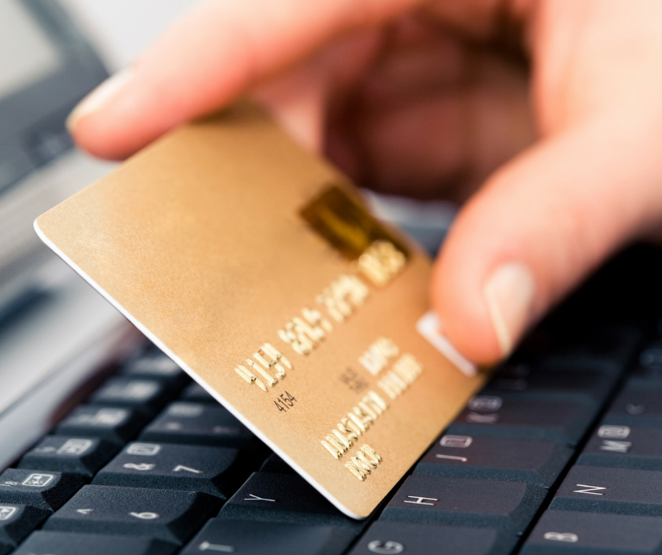 credit card Business Account Access can only accessed credit card
