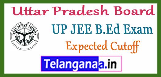 UP JEE Uttar Pradesh Board Joint Entrance Exam B.Ed Expected Cutoff 2018