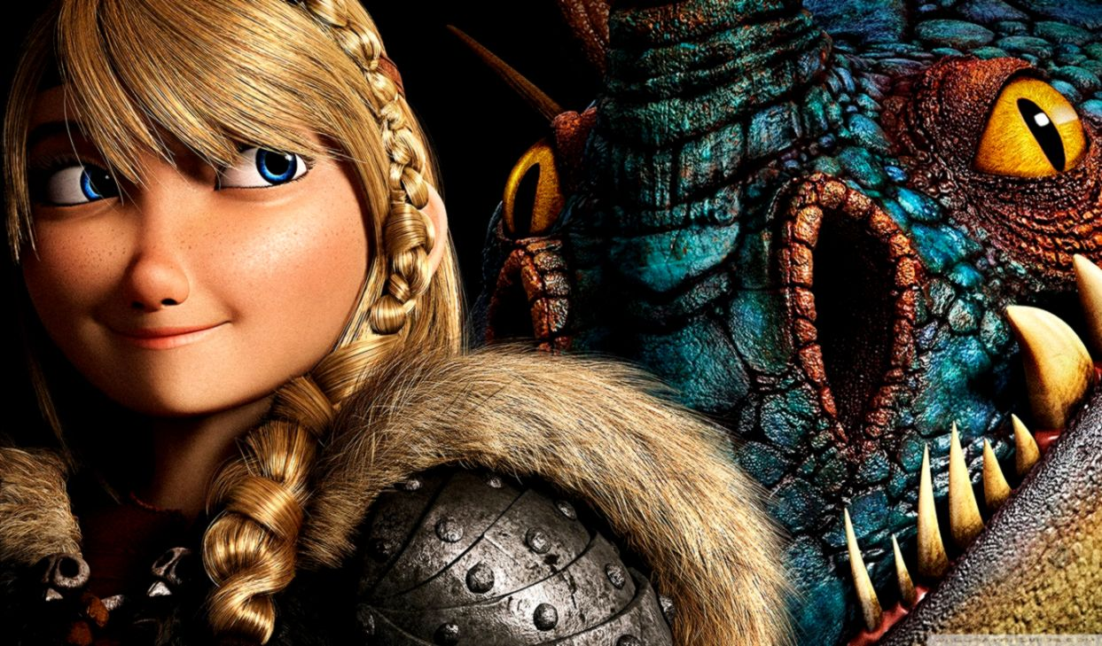 How To Train Your Dragon 2 Wallpaper Astrid Wallpapers Link