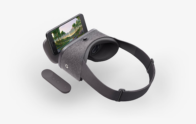 Google Daydream gold and Pixel Pixel XL Giveaway
