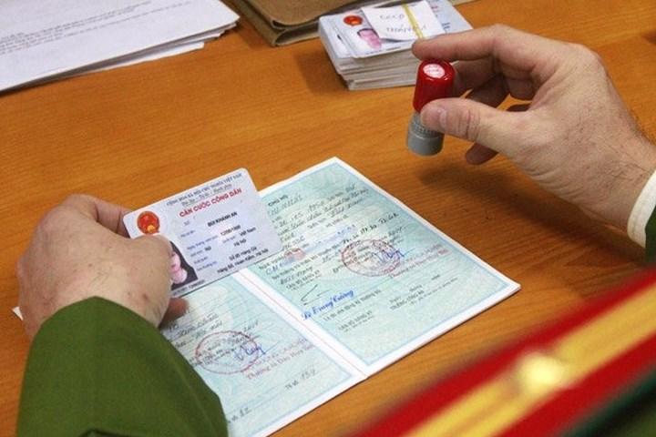 Đi làm thẻ căn cước công dân cần những giấy tờ gì?