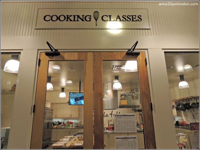 Clases de Cocina: Sur La Table